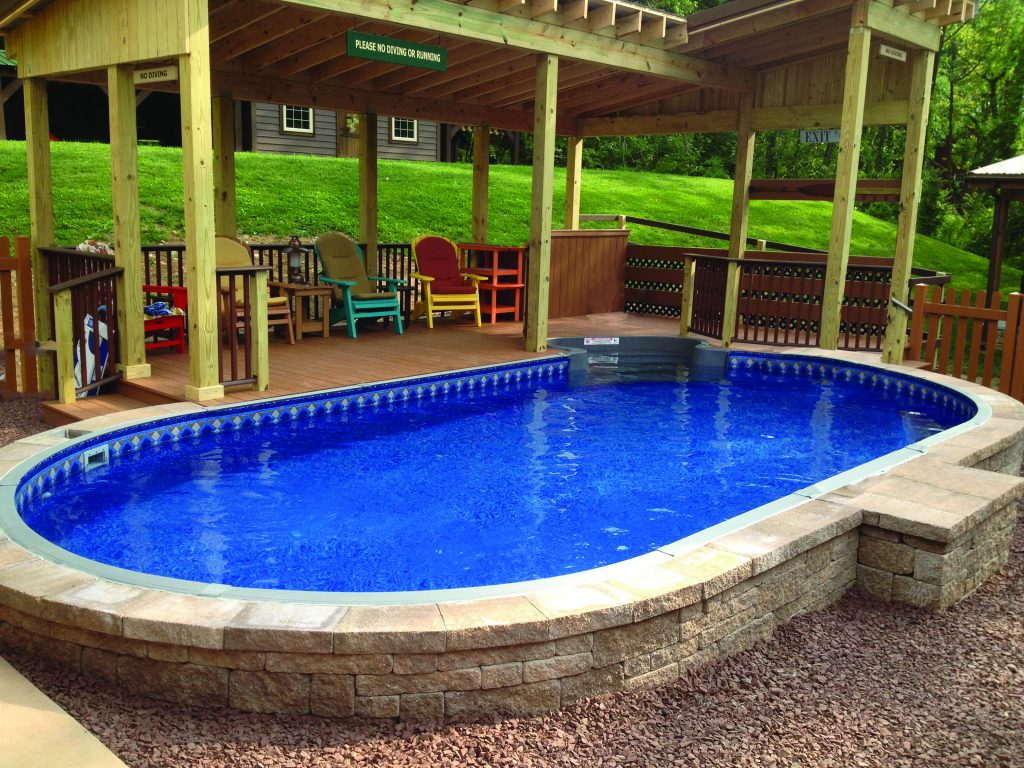 Radiant Pools Burnett Pools Spas Amp Hot Tubs Cortland Oh