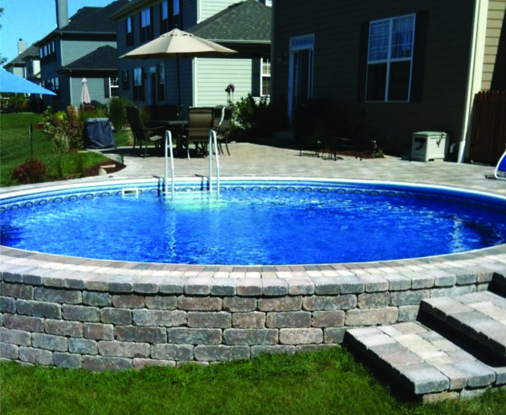 radiant pools burnett pools spas u0026 tubs cortland oh