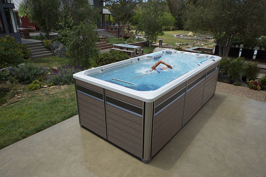 fitness systems - Endless Swimming Pool