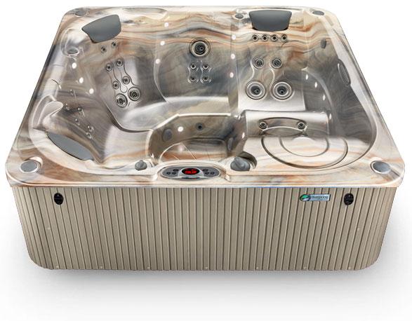 Flair 3d Hot Tub