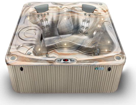 Glow 3d Hot Tub