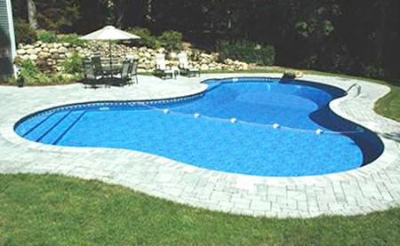 Vinyl Liner Inground Burnett Pools Spas Amp Hot Tubs