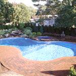 Legacy Edition Pools, Lagoon Series Freeform Pool