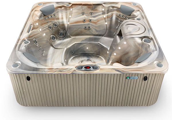 Pulse 3d Hot Tub