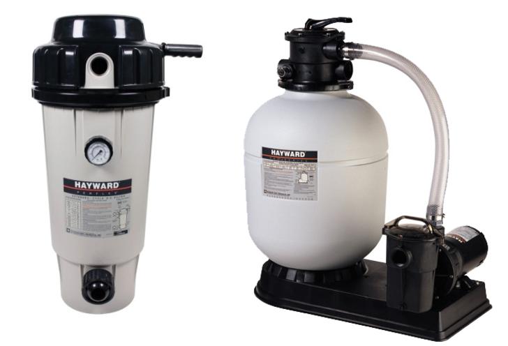 Hayward filter systems
