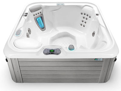 Alpine Gray Hot Tub