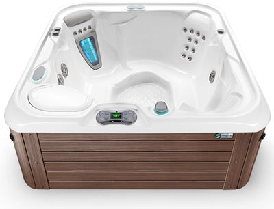 Alpine Mocha Hot Tub