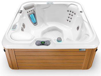 Alpine Teak Hot Tub