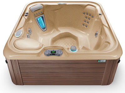 Desert Mocha Hot Tub