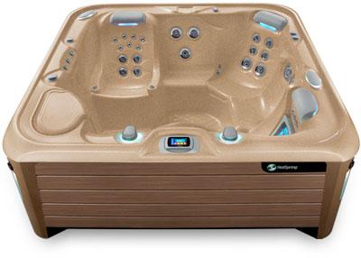Envoy Desert Mocha Hot Tub