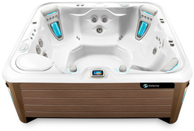Grandee Alpine Mocha Hot Tub