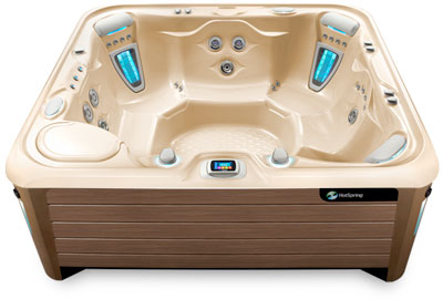Grandee Creme Mocha Hot Tub