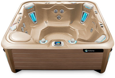 Grandee Desert Mocha Hot Tub