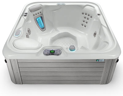 Gray Hot Tub
