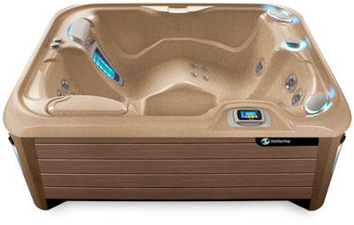 Jet Desert Mocha Hot Tub