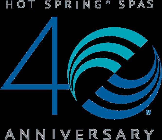 Hot Spring Spas 40th Anniversary